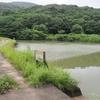 川内峠周辺の野池群(長崎県平戸)