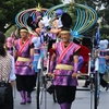 【TDL】懐かしの舞浜フェイス;七夕グリーティング2017!! ~2017年6月Disney旅行記【52】Disney時事ネタ通信『ディズニー七夕Days』