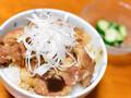 炭火焼き風味のタレで作った豚丼がおいしい!まるでお店の味!