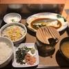 やよい軒のだし茶漬けがマジで美味い!!『サバの味噌煮定食』だし茶漬け用ほぐし鮭小鉢が最高すぎるディナー!!