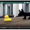 video要素の再生中のシーンを印刷する