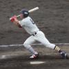 身体能力の高い外野手 明治大 逢沢 崚介選手 大卒左外野手