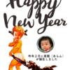 今年の年賀状2018