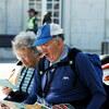 高齢者の海外旅行への不安