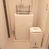 【掃除】洗濯機周りは汚れやすい!掃除しやすさと、掃除方法。