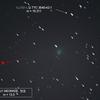 12月4日 対照的な姿の 2彗星 2016U1 NEOWISE