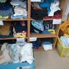 鶴舞会館託児室のリサイクルコーナー
