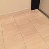 【ナチュラルクリーニング】玄関のたたき(床)を酸素系漂白剤と重曹のペーストできれいに掃除しました
