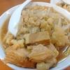 「吉み乃製麺所 大和店」で賄い醤油ラーメンと炒飯を食べる。甘口醤油と背脂であっさりながらも食べ応えある一杯でした。チャーハン付けるのがベターかと思います!