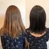 新潟 パーマ美容師が作る髪質改善ストレート