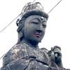かつての寺院の痕跡か 路傍で見た美しき観音像(相模原市)