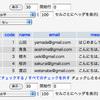 お問い合わせ:データベース(2)