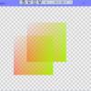 C#、WPF、バイリニア法での画像の拡大縮小変換、半透明画像(32bit画像)対応版
