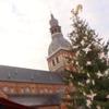 【観光】広場にのどかな村が出現!リガのクリスマス・マーケット