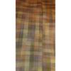 着物生地(237)格子模様織り出し手織り紬