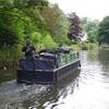 短い夏を遊び切るイギリスの人々~Guildfordの川辺の風景