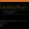 WindowsでVisual Studio Codeの拡張機能開発環境を整える