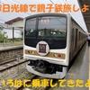 親子で鉄旅を!日光・鬼怒川に行くぞ!①<JR日光線を楽しむ>