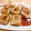 【台湾】澎湖(ポンフー)京華牛肉麵の黄金臭豆腐 きっと臭豆腐が好きになる