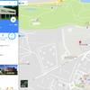 ブログにgoogleマップが貼れました!