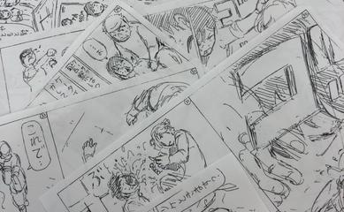 【連載作家公募】柴田ヨクサル新連載ネームの「作画者」募集!!【前代未聞】