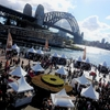 「The Rocks Aroma Festival」シドニーで毎年開催、コーヒー&チョコレートの祭典!