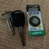 【l150】ムーヴのキーレス電池交換のやり方