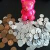 手数料ゼロ!貯まった小銭がゆうちょ銀行の「あるだけ入金」で臨時収入になる!