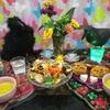 家でハロウィンパーティー☆*:.。. o(≧▽≦)o .。.:*☆