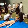 心肺蘇生の出張講習会