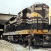 似而非カラーシリーズ 韓国版のレトロ世界5  韓国の鉄道2