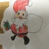 サンタさんへの手紙とスイミング
