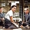 似而非カラーシリーズ  白黒映画のスチールをカラー化する9 東京物語