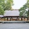 熱田神宮の初詣では、静謐な杜の中、心を落ち着け、お祈りしましょう!
