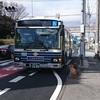 市バスで左京山から栄まで