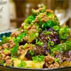【レシピ】とろとろ茄子とピーマンの肉味噌炒め