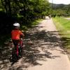夏の思いで(3) サイクリング編