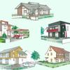 栃木、宇都宮、大田原で、デザイナーズハウスもデザイン住宅も、那須塩原工務店、相互企画