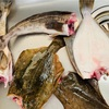 釣りたて新鮮🐟✨ マガレイのお刺身とホッケの干物