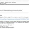 Windows Serverの11月の月例更新で問題あり?