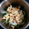 ホットクックで小松菜の2つのレシピに挑戦。【小松菜とツナの煮物と小松菜と油揚げの煮物(白だし+醤油味)】