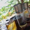 【ベトナム土産】ベトナムコーヒーを淹れてました!