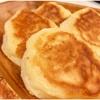豆腐のもちパン。ふっくらもっちりです(フライパンレシピ)