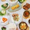 おうちごはんの献立(4日分の記録)/My Homemade Dinner/อาหารมื้อดึกที่ทำเอง