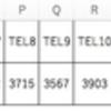 テロメア長を推定する telseq