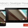 Android L install
