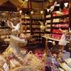 復活祭を待つ ベルギー春のウィンドー -1-
