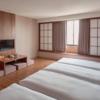 嘉義:和風の部屋がある桔子商旅 Orange  Hotel