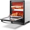 縦型で省スペース活用 COMFEE' オーブントースター 縦型 トースター 2段構造