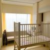 日赤の小児外科の病室(個室)と入院時持ち物リスト